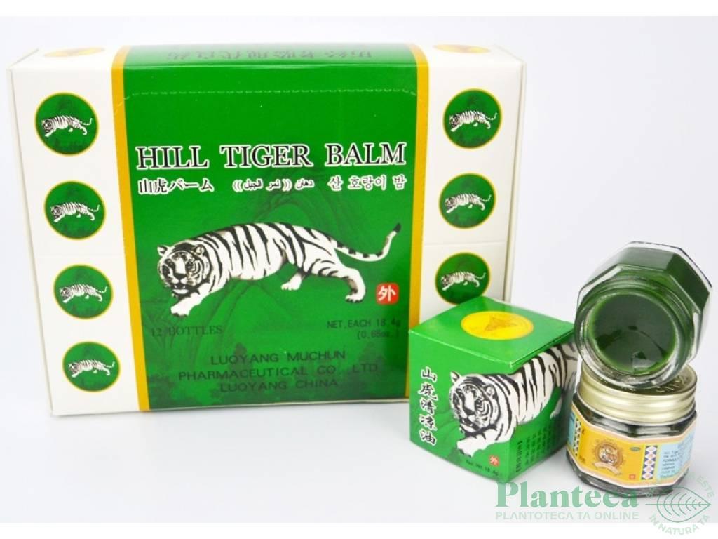 Gel Puterea Tigrului, ml, Transvital : Farmacia Tei