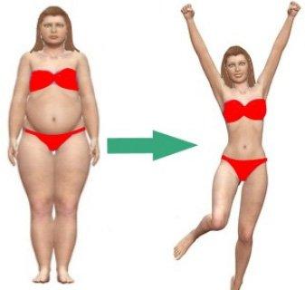 pierdere în greutate kazano