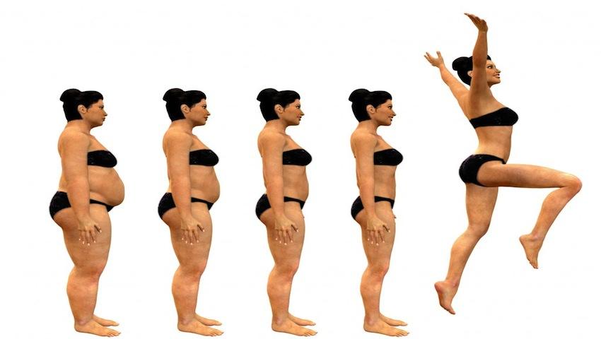 Cum slăbești 4 kg într-o săptămână