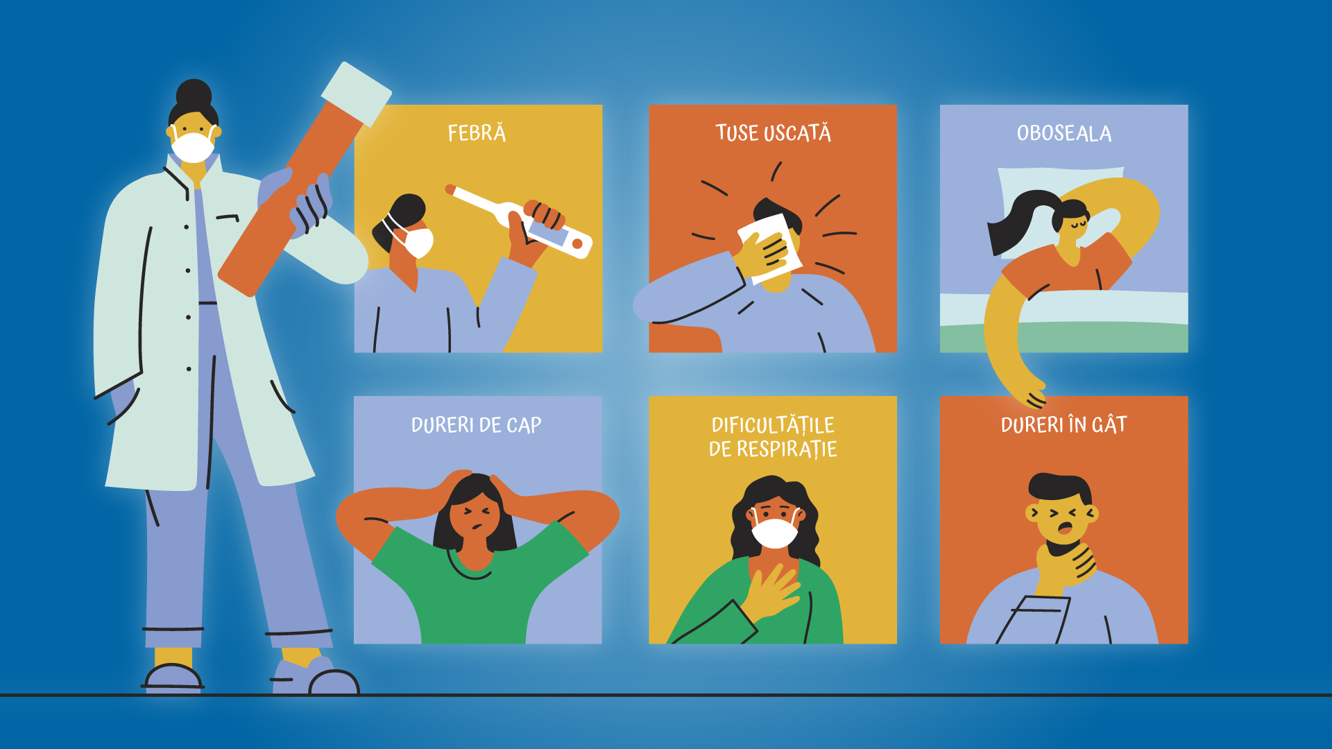 CSID: 9 simptome ale cancerului pe care nu trebuie să le ignori