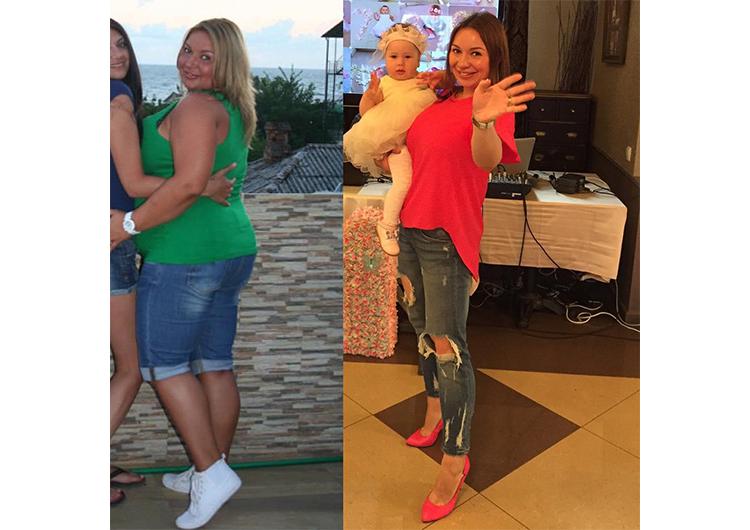 Pierdere în greutate de 40 kg într-o lună