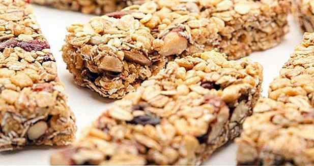 bare de granola pentru pierderea in greutate