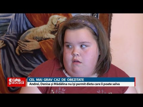 copilul nu poate slăbi scădere în greutate xenia