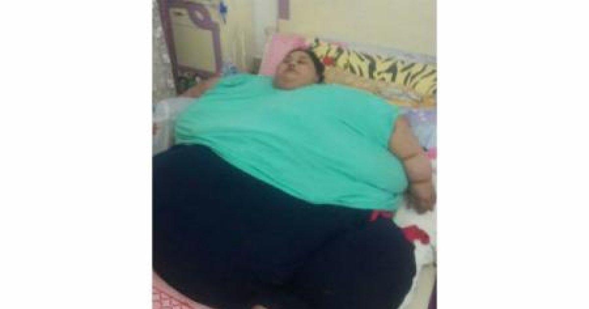 Cea mai grea femeie din lume pierde jumătate din greutate