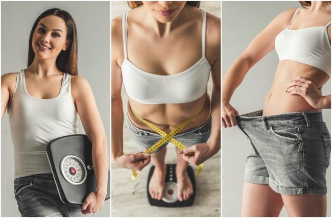 STUDIU: Scăderea rapidă în greutate, la fel de eficientă ca şi slăbitul lent