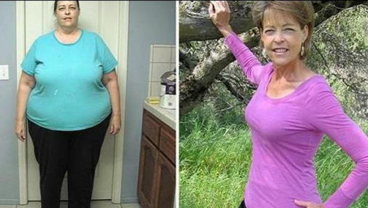 Femela în vârstă de 60 de ani poate slăbi pierderea în greutate a bisericii baptiste capitale