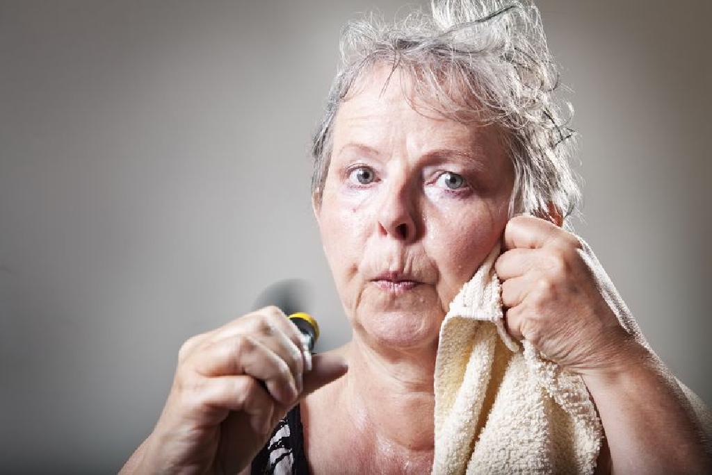menopauză poate face să pierdeți în greutate