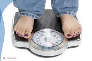 Pierderea în greutate a sondajului național