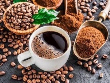 cafea efecte secundare de pierdere în greutate scădere în greutate vrăjitoare