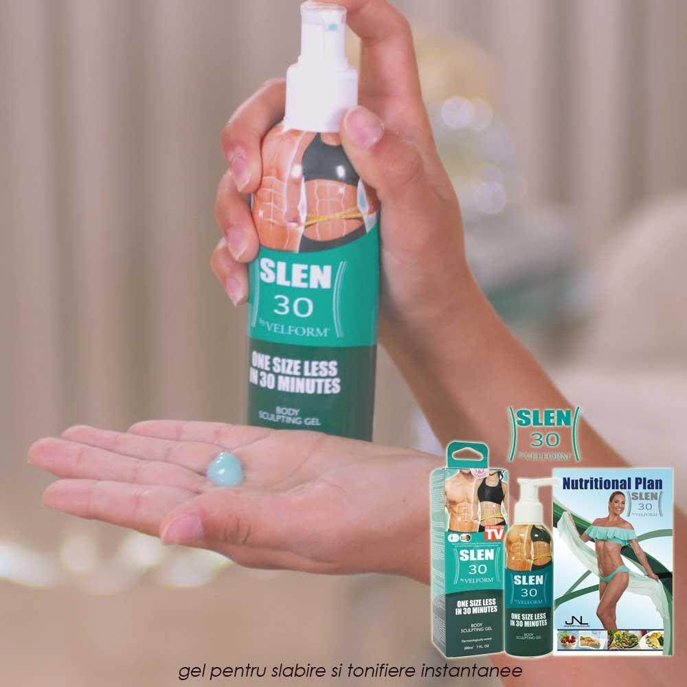 spray de slăbire 361 gel moale