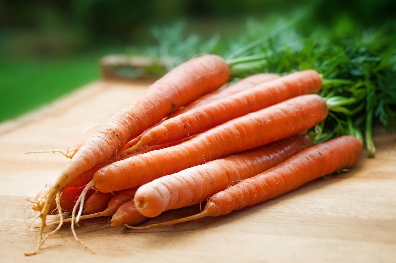 morcovi bruti pentru slabire