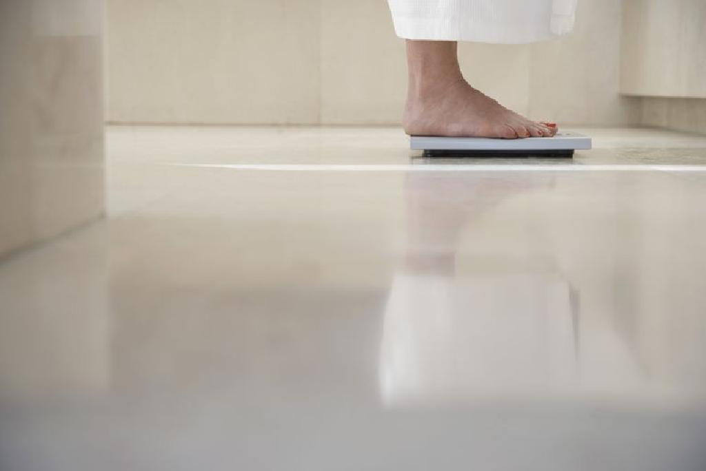 pierderea în greutate nu se observă la scară