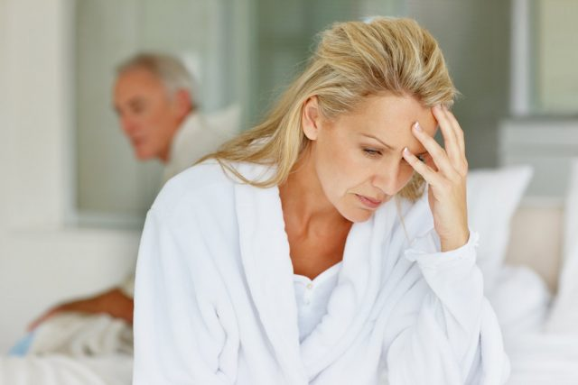 De fapt, pierde in greutate menopauza