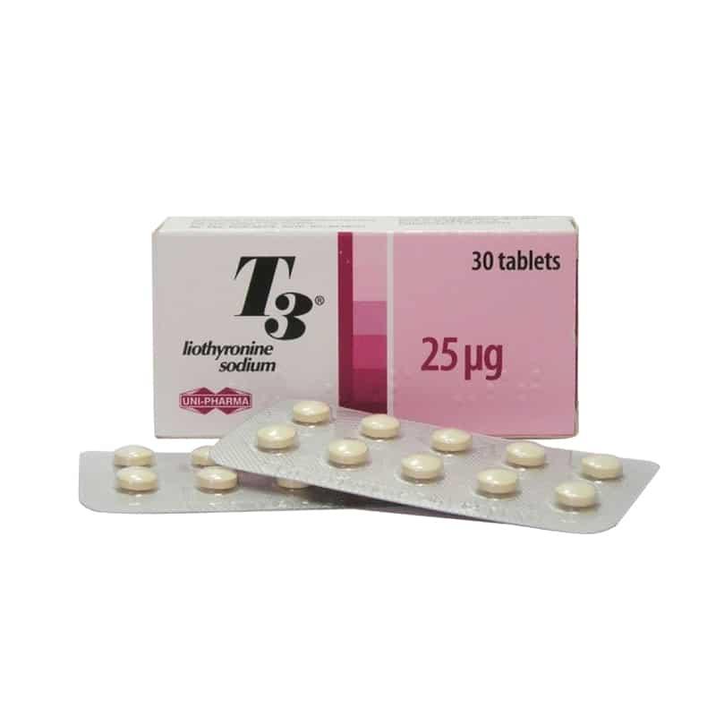 Cytomel (T3)