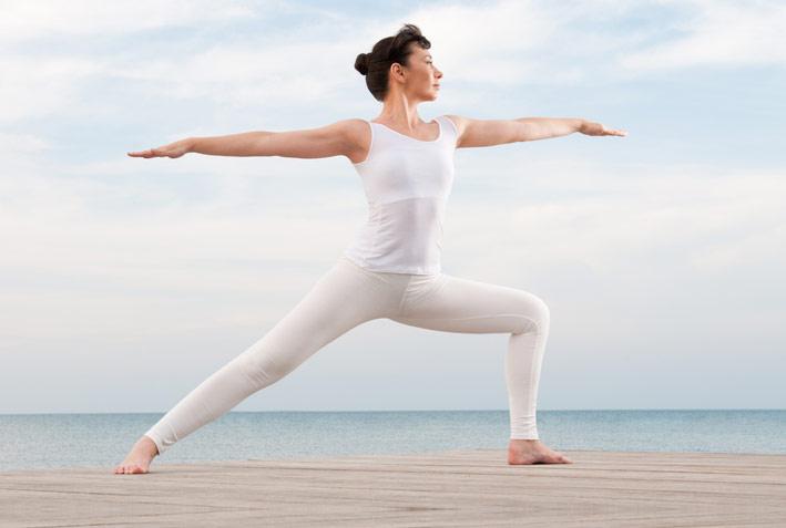 aliniați echilibrarea corpului la pierderea în greutate