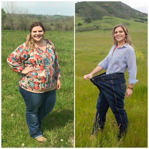 aproape 60 și trebuie să slăbească 300 de kilograme cum să slăbești