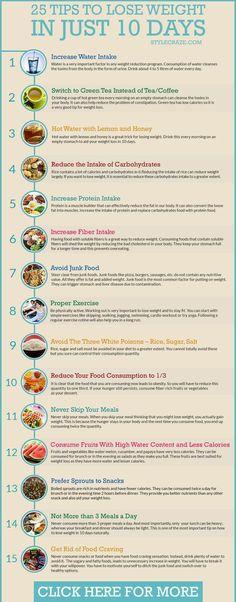 10 sfaturi simple de slăbit