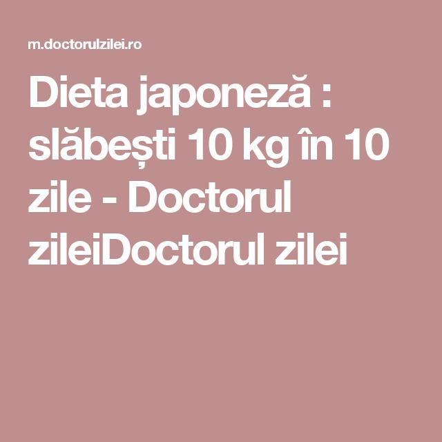 Dieta Japoneză te ajută să SLĂBEȘTI 10 kg în 10 zile: Acesta este REGIMUL VIITORULUI