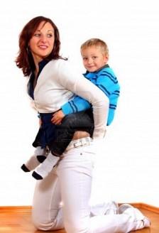 cum să slăbești mama singură mama nu va pierde in greutate