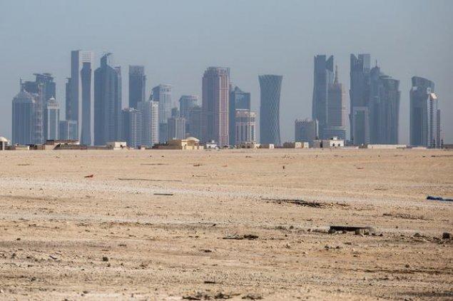 Plajă Katara (Katara beach)