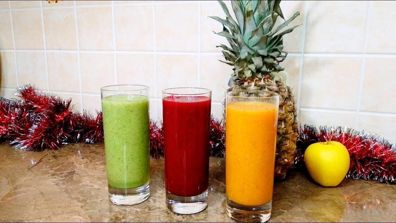 4 bauturi facute in casa pentru a slabi mai usor