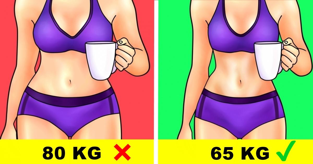 cum să slăbești eliminând zahărul