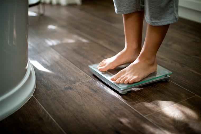 Să piardă în greutate, timp de 5 săptămâni la 10 kg