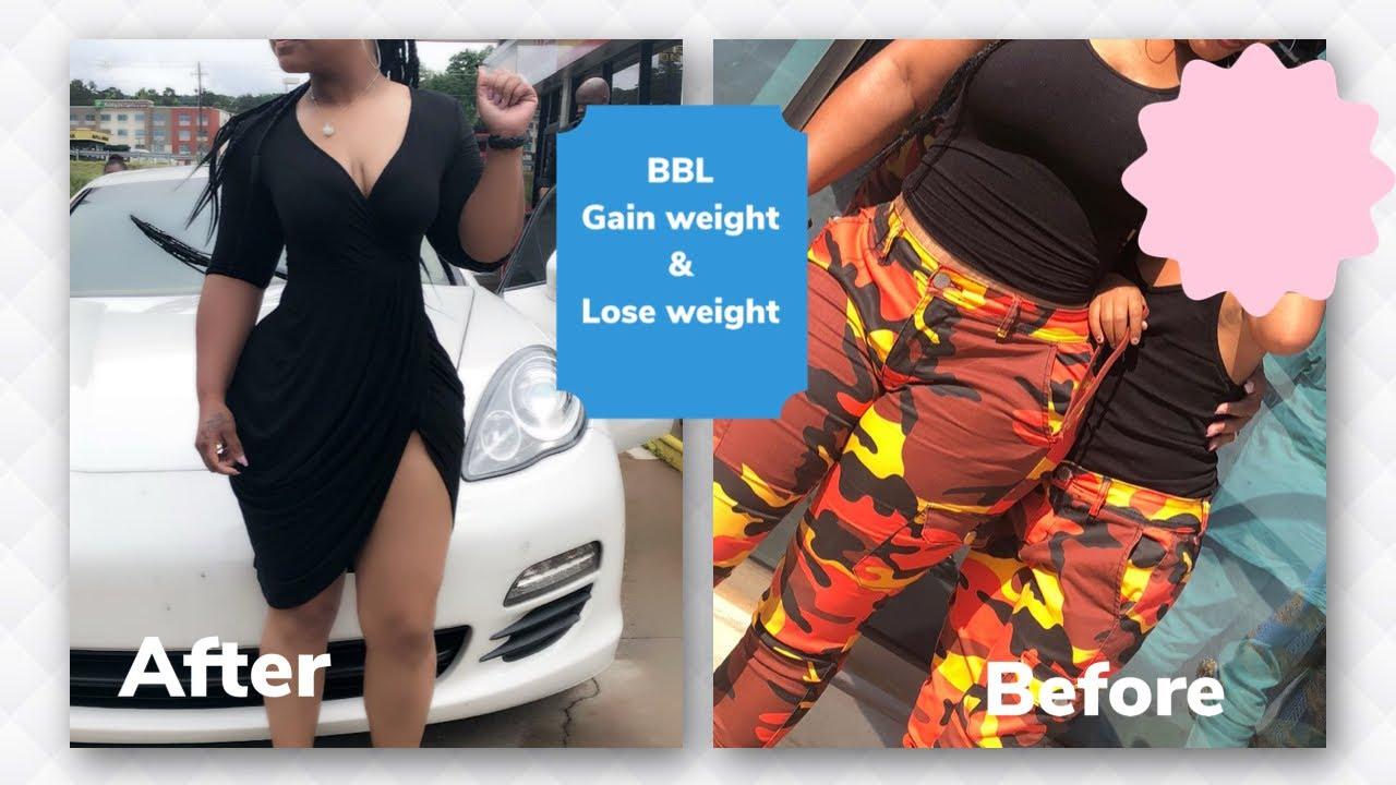 pierdeți în greutate pentru bbl