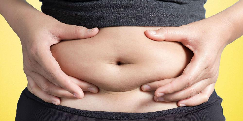 scăderea în greutate a burticii de grăsime