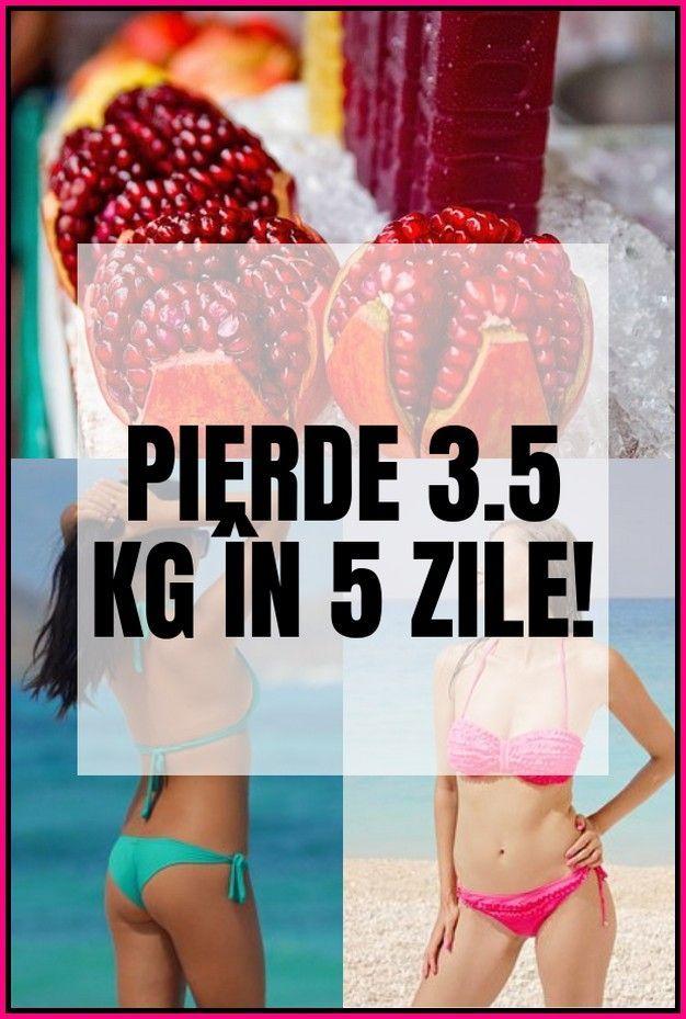 5 pierderi în greutate
