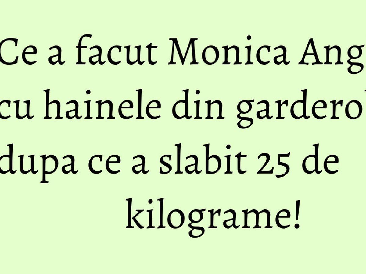 Ce haine sa cumperi pe masura ce slabesti | Gabi Urda