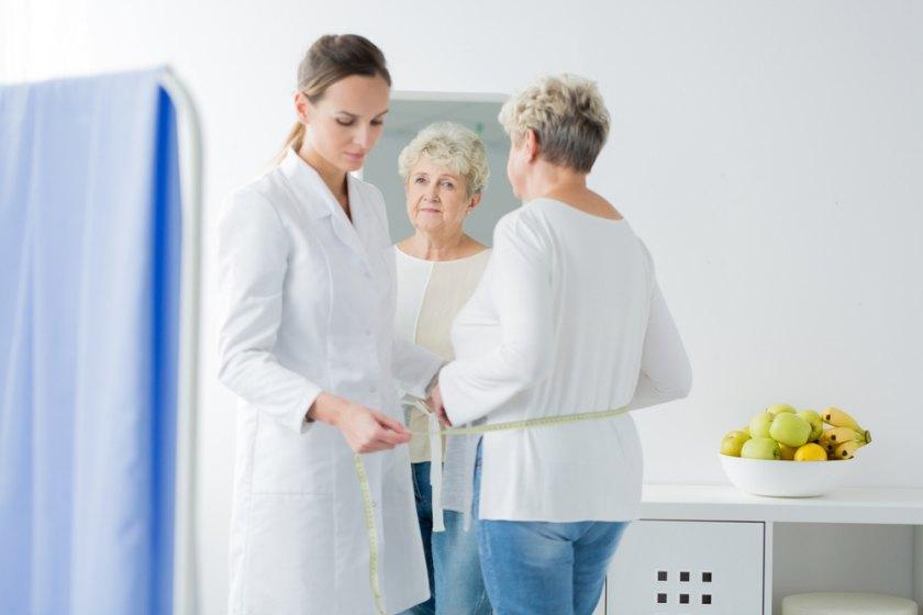 menopauza și incapacitatea de a pierde în greutate