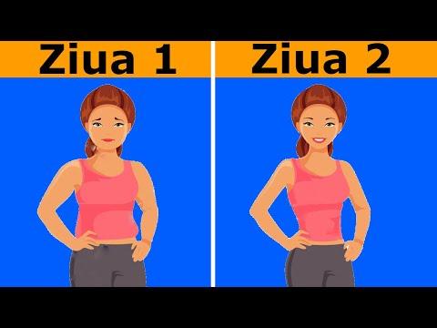 Cum poți slăbi 20 de kilograme în numai 3 luni