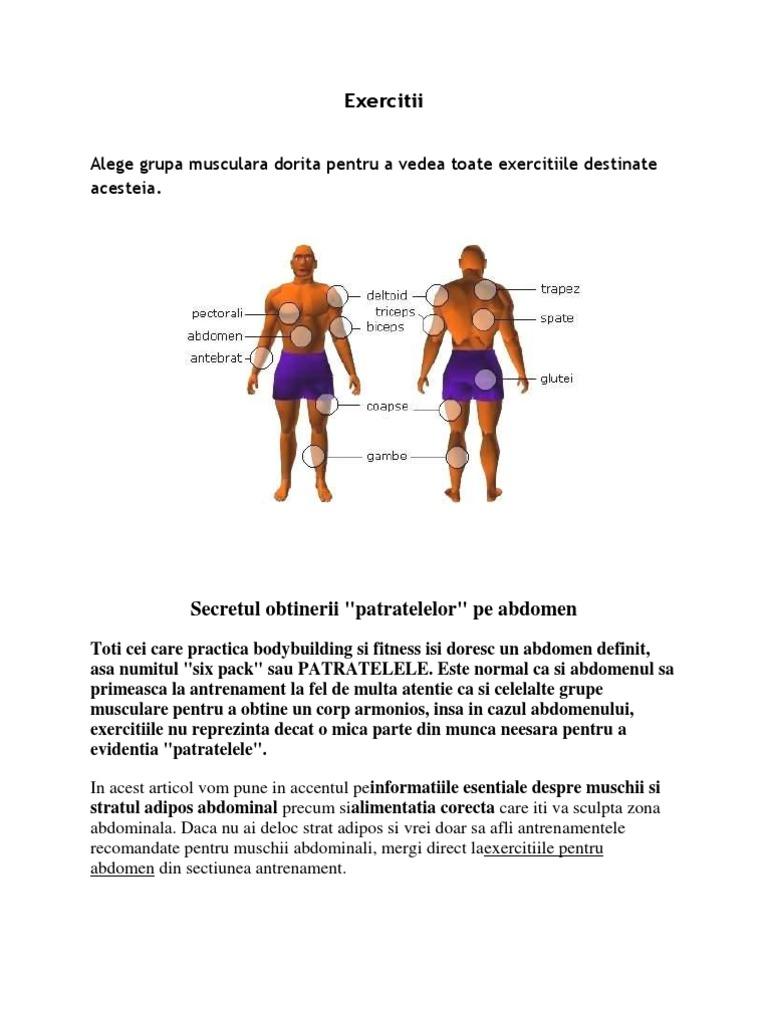 Stiinta - BodybuildingTaboo