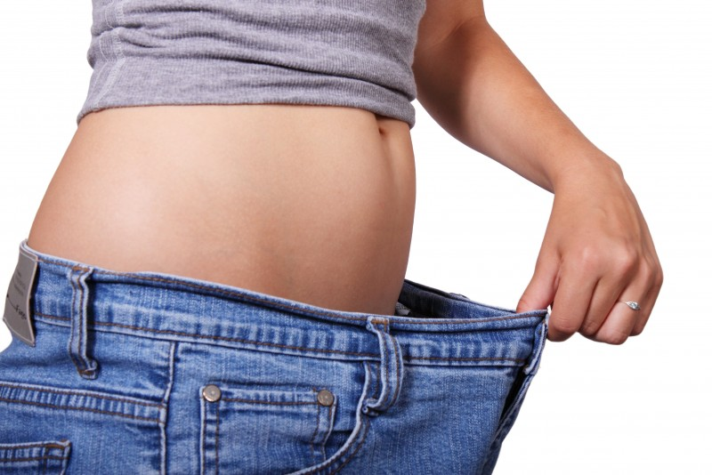 pierderea în greutate a ginei