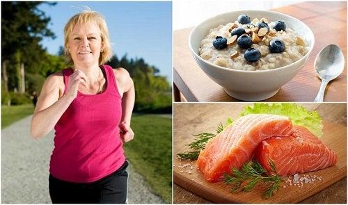 scădere în greutate în menopauză