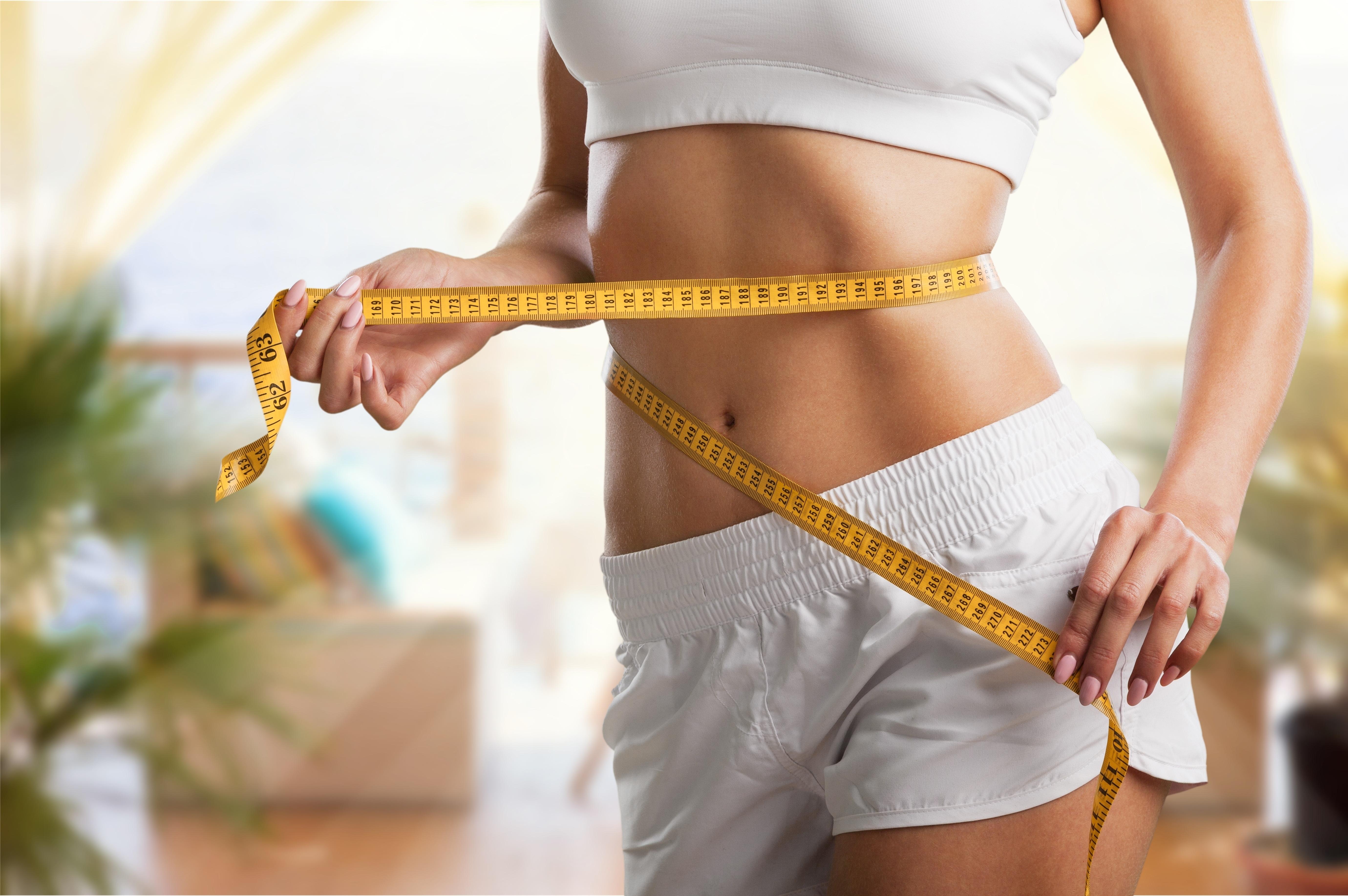 Pierderea în greutate centimetri obiective