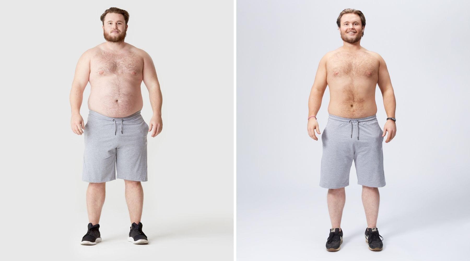 pierderea în greutate pierde dimensiunea sânilor)