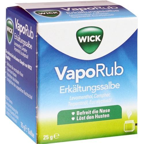 10 utilizări ale unguentului Vicks VapoRub