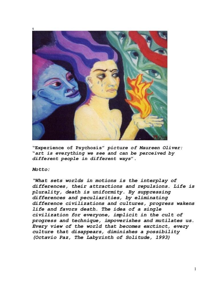 Ce reprezinta psihoza?