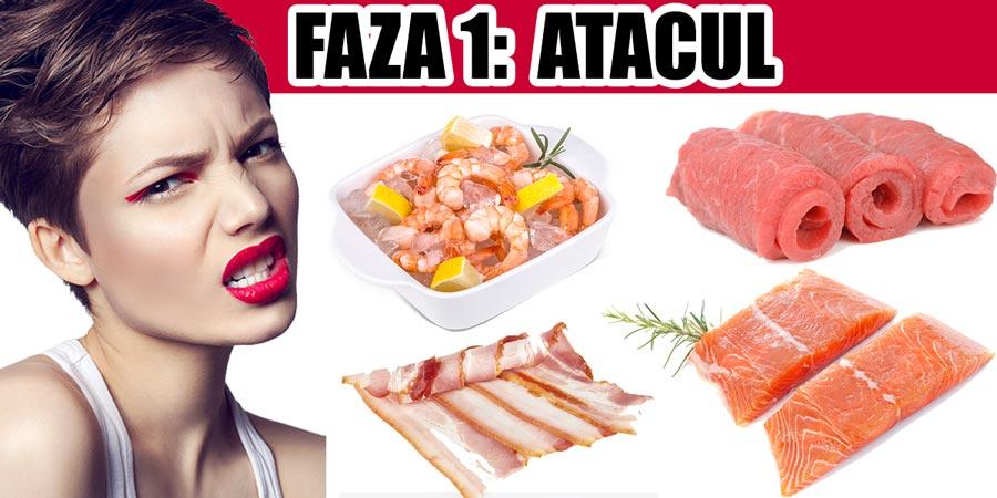Diet montignac faza 1