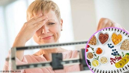 slăbește în menopauză