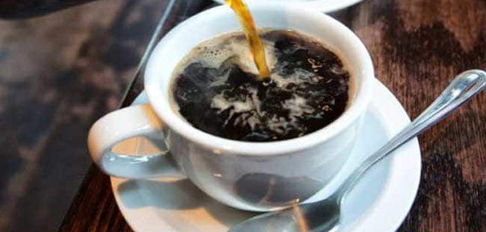slabire cafea neagră