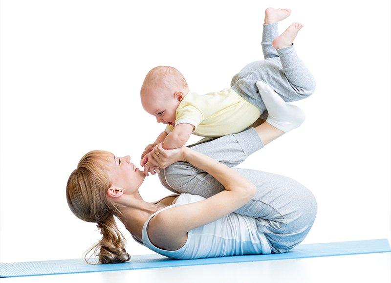 Scăderea fiziologică în greutate a nou-născutului