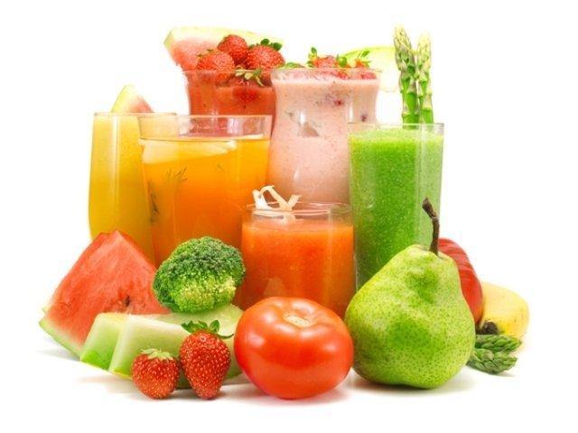 băuturile naturale se amestecă pentru a slăbi