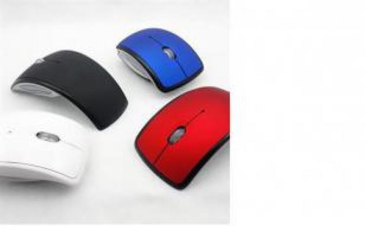 Mouse Optic Wireless cu design in forma de pix Air Pen