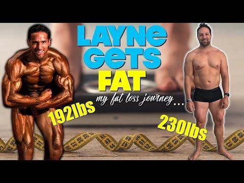 layne norton pierde în greutate