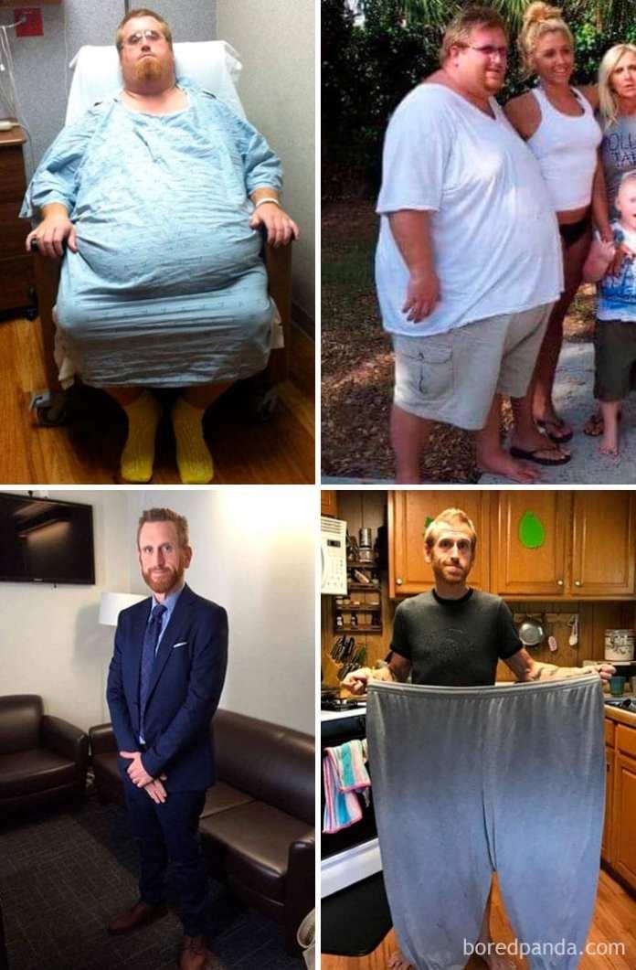 220 de kilograme pierd în greutate