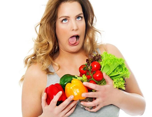 Nu te strecura niciodată, dar pierdeți în greutate fără foame: 8 sfaturi pentru a-ți potoli foamea