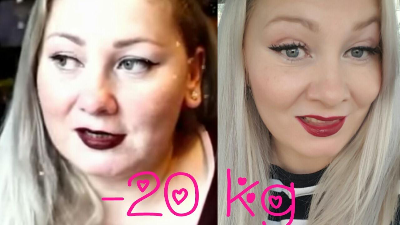 scădere în greutate 20 kg în 2 luni